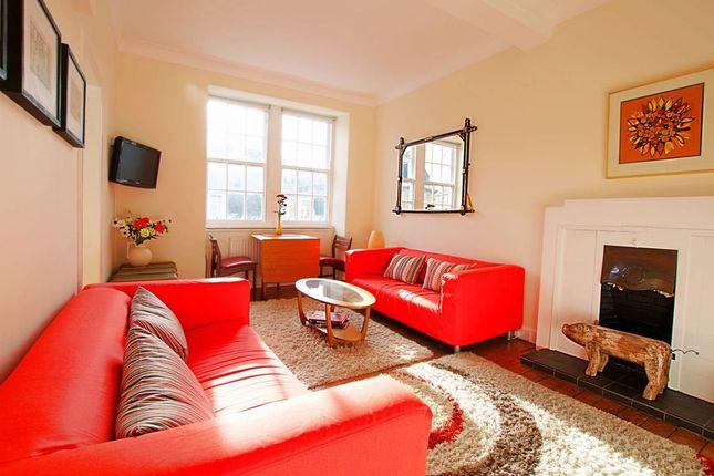 Thumbnail Flat to rent in Forth Street, Edinburgh