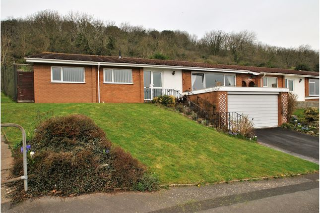 Thumbnail Bungalow for sale in Penrice Close, Weston-Super-Mare