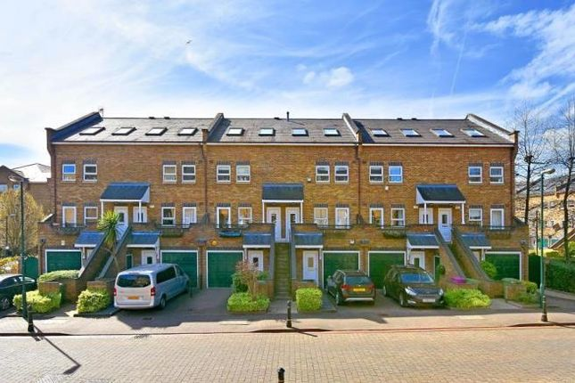 Thumbnail End terrace house to rent in Schooner Close, Isle Of Dogs, London