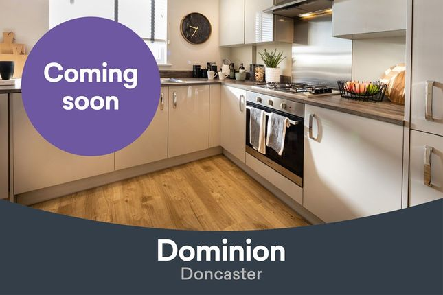 2 bed semi-detached house for sale in Bluebell Way, Balby, Doncaster DN4