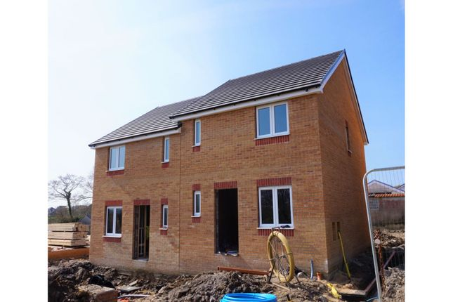 Thumbnail Semi-detached house for sale in Clos Coed Derw Penygroes, Llanelli