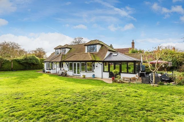 Thumbnail Detached house for sale in Vicarage Lane, Send, Woking