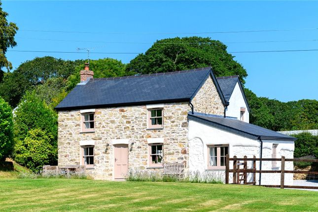 Thumbnail Detached house for sale in Kea, Truro, Cornwall