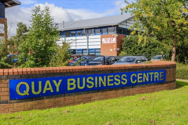 Thumbnail Office to let in Winick Quay, Warrington