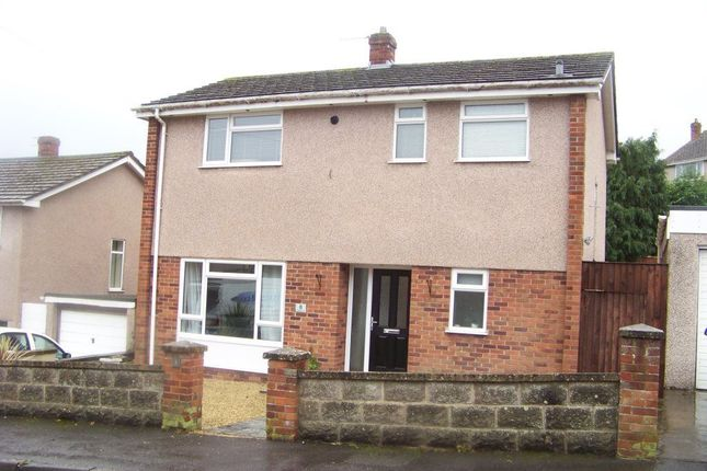 Thumbnail Property to rent in Fairfield Close, Weston-Super-Mare