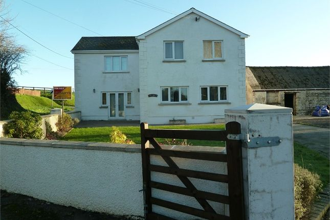 Thumbnail Detached house for sale in Penybwlch, Ferwig, Cardigan, Ceredigion