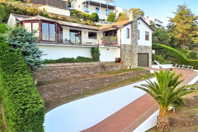 Thumbnail Detached bungalow for sale in Buttlegate, Downderry, Torpoint, Cornwall
