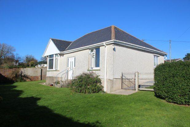 Thumbnail Bungalow to rent in Greenways Port Eynon, Swansea