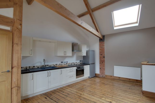 Thumbnail Barn conversion to rent in Walnut Street, Leicester
