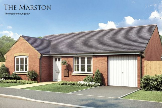 Thumbnail Bungalow for sale in The Marston, Wardentree Lane, Pinchbeck, Spalding