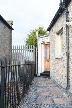Thumbnail End terrace house for sale in Craigentinny Road, Craigentinny, Edinburgh