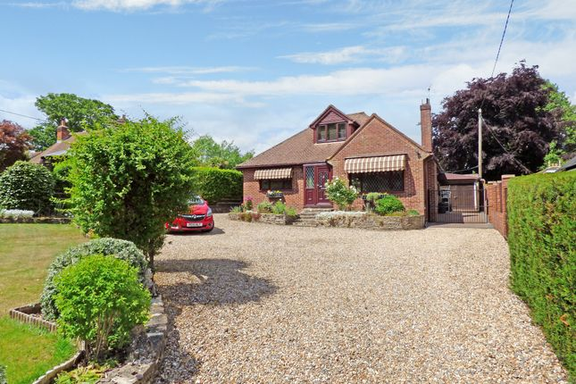 Thumbnail Detached bungalow for sale in Jacobs Gutter Lane, Hounsdown