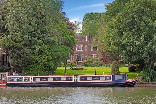 Thumbnail Detached house for sale in Lower Teddington Road, Hampton Wick, Kingston Upon Thames