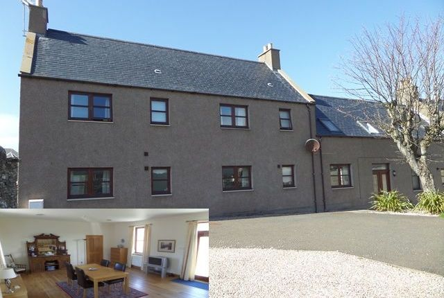 Thumbnail Town house for sale in Castle Street, Thurso
