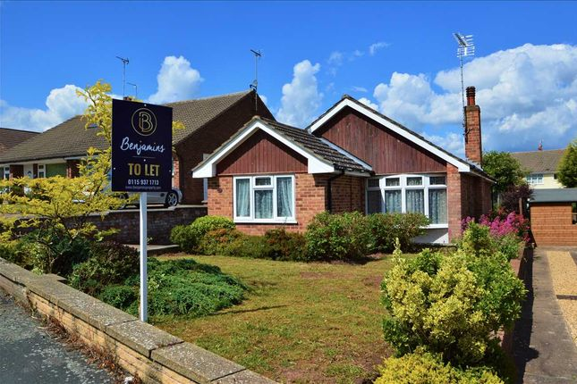 2 bedroom bungalow to rent in Covert Close, Keyworth, Nottingham