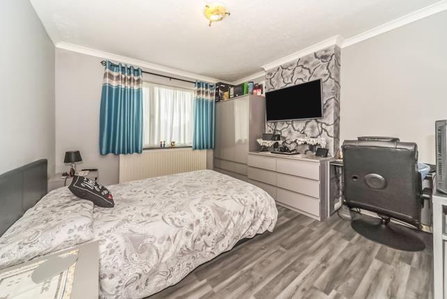 Bedroom of Kennedy Road, Bedford, Bedfordshire, . MK42