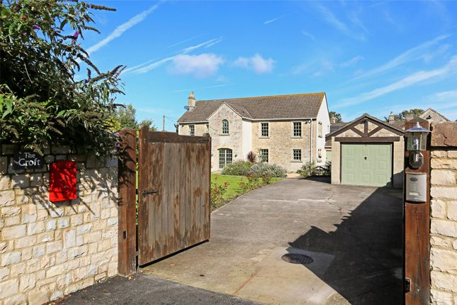 Thumbnail Detached house for sale in Bath Road, Wick