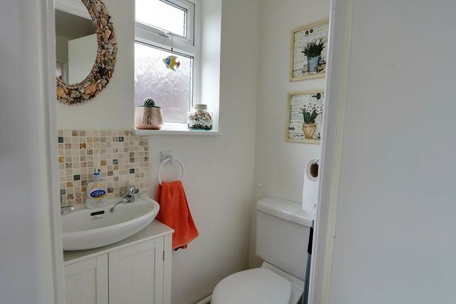 Cloakroom of Whitecroft Road, Bream, Lydney, Gloucestershire. GL15