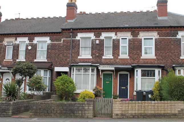 2 bed terraced house for sale in Friary Road, Handsworth Wood, Birmingham