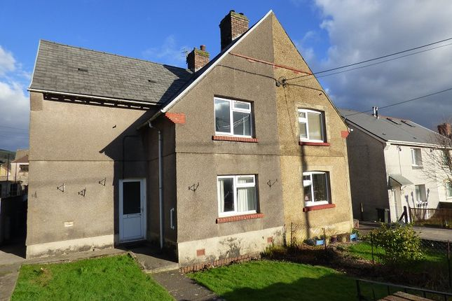 3 bed semi-detached house for sale in Baldwin Street, Bryn, Port Talbot. SA13