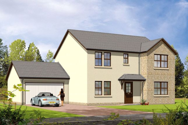 Thumbnail Detached house for sale in The Inverary Plot 9, Moulin View, Finlay Terrace, Pitlochry