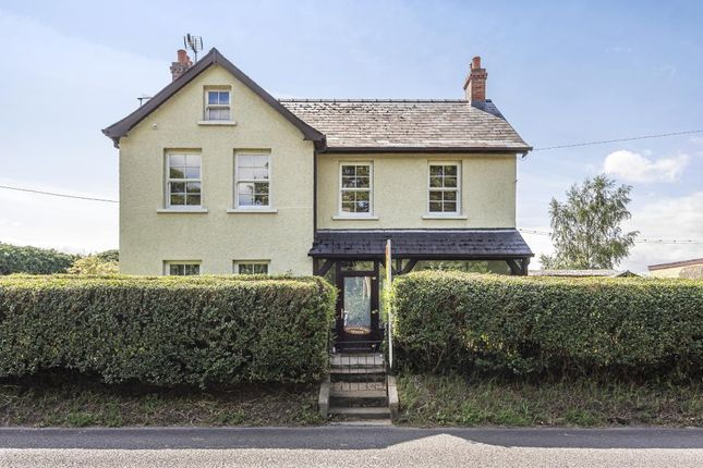 Thumbnail Detached house for sale in Brecon, Hay On Wye