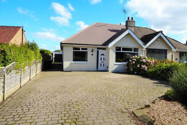 Thumbnail Semi-detached bungalow for sale in Southport Road, Scarisbrick, Ormskirk