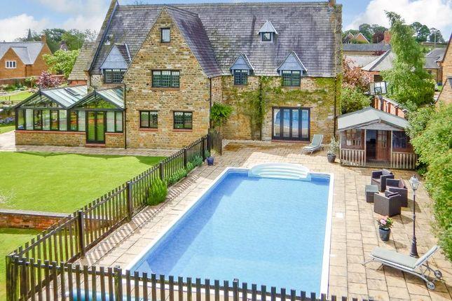 Thumbnail Detached house for sale in Fermoy Court, Little Brington, Northampton