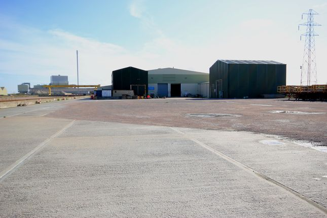 Thumbnail Industrial to let in Ridham Dock, Sittingbourne
