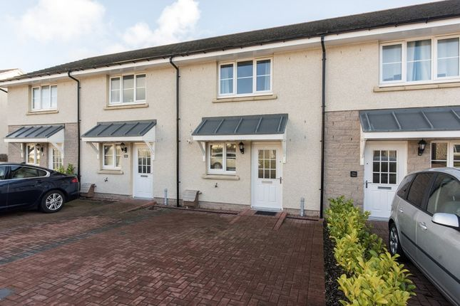 Thumbnail Terraced house for sale in Balquharn Circle, Portlethen, Aberdeenshire