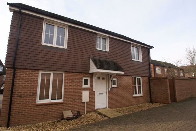Thumbnail Detached house to rent in Rye Way, East Anton, Andover