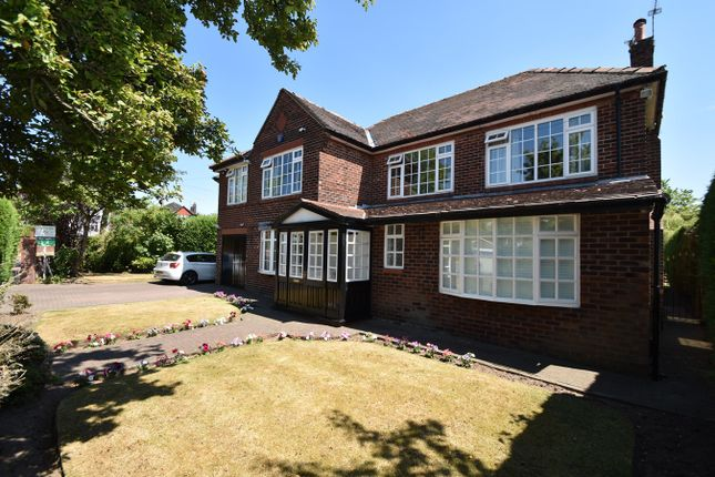 Thumbnail Detached house for sale in Hillingdon Road, Whitefield, Manchester