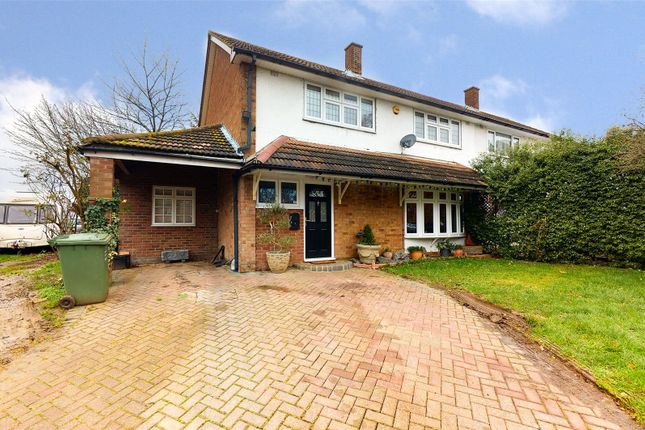 4 bed semi-detached house for sale in The Fryth, Basildon SS14