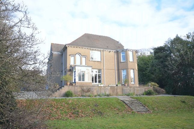 Thumbnail Detached house for sale in Tyle Teg, 19 Daphne Road, Rhyddings, Neath