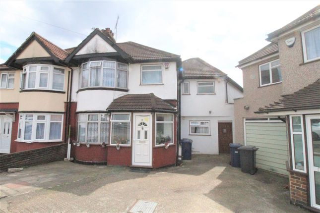 5 bed semi-detached house for sale in Stuart Avenue, London NW9