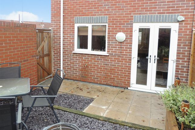 Rear Garden of Ingleside Road, Kingswood, Bristol BS15