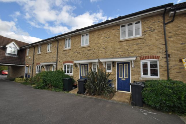 Thumbnail Terraced house to rent in Guernsey Way, Kennington, Ashford