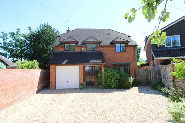 Thumbnail Property for sale in Gazing Lane, West Wellow, Romsey, Hampshire