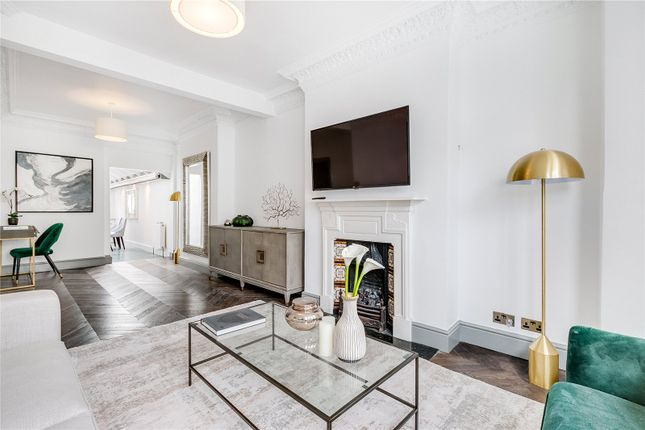 Thumbnail Terraced house for sale in Mablethorpe Road, Fulham, London