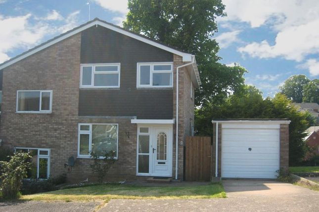 Front Elevation of Priddis Close, Exmouth EX8