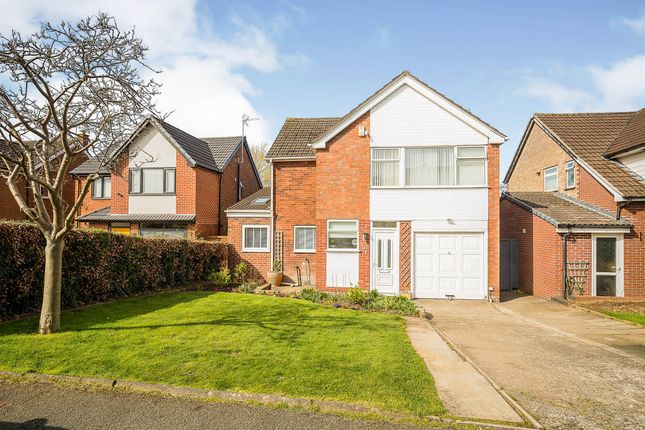 4 bed detached house for sale in Grasmere Road, Frodsham WA6