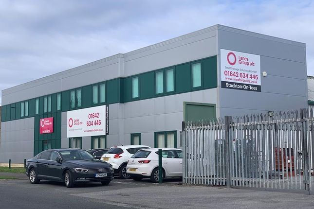 Thumbnail Industrial for sale in 5A Pennine House, North Tees Industrial Estate, Pennine Avenue, Stockton-On-Tees, Durham