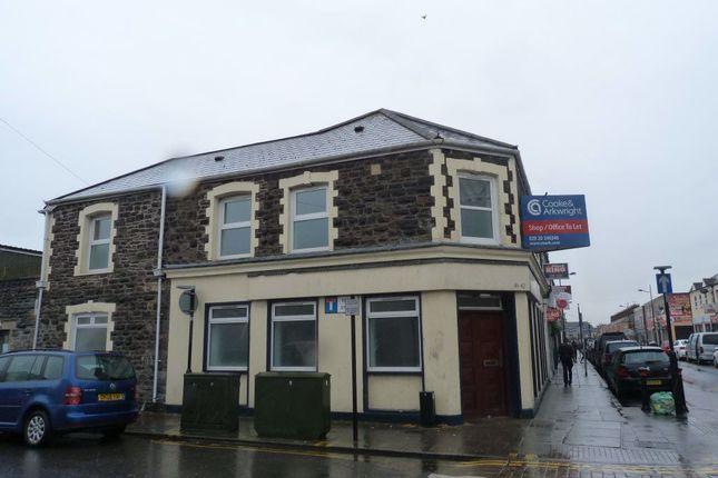 Thumbnail Flat to rent in Topaz House, Splott, Cardiff ( 1 Bed )