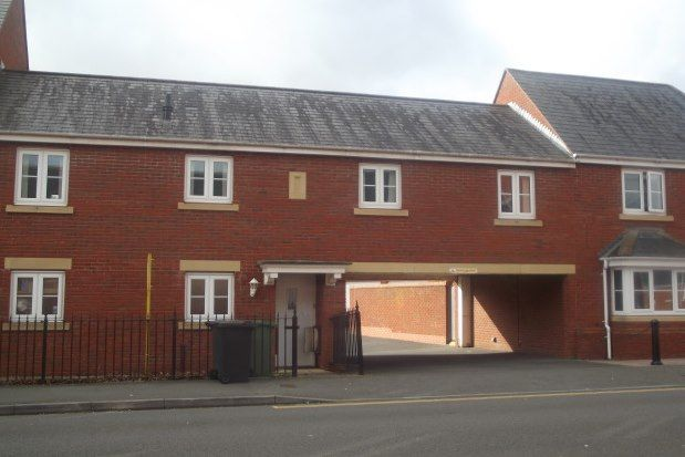2 bed flat to rent in Unicorn Street, Exeter EX2