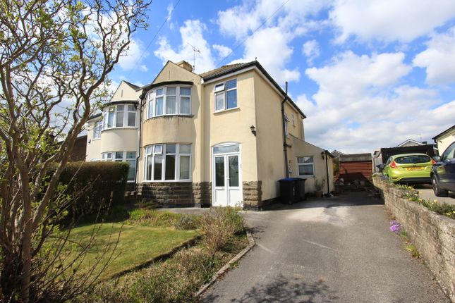 Semi-detached house for sale in Gritstone Road, Matlock