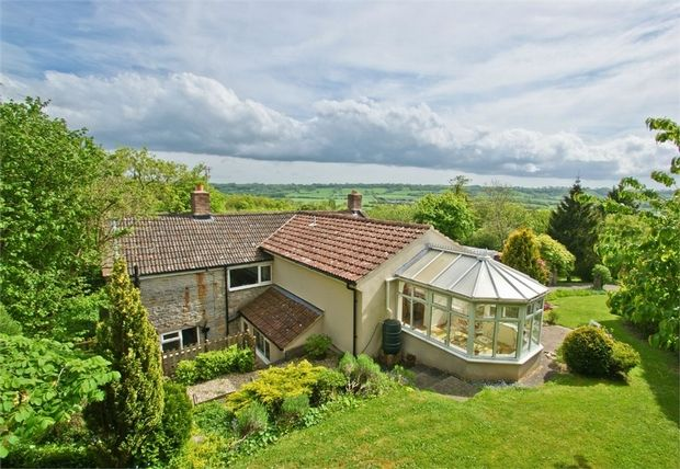 Thumbnail Detached house for sale in Park Hill, Pilton, Somerset