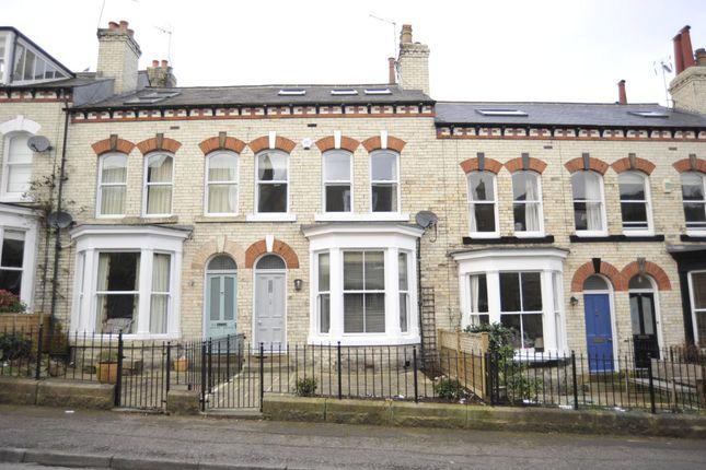 Thumbnail Terraced house to rent in Harlow Terrace, Harrogate