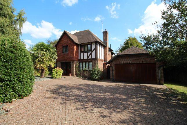 Thumbnail Property for sale in Sandyhurst Lane, Ashford