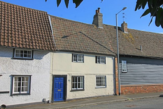 Thumbnail Cottage for sale in West Street, Godmanchester