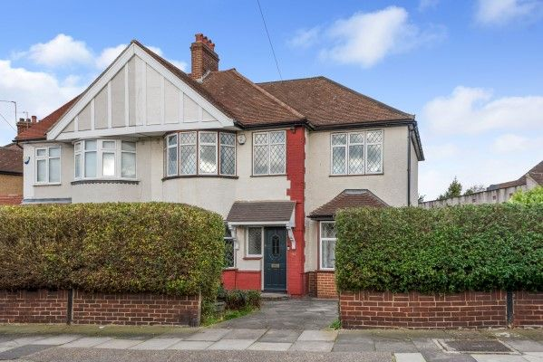 Semi-detached house for sale in Mayday Gardens, Blackheath